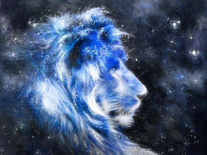 Гороскоп   новый год 2018 лев женщи