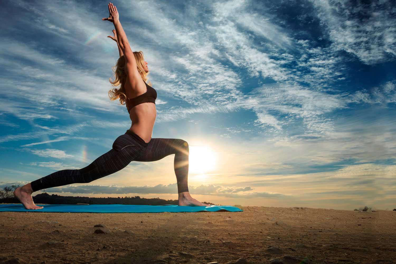 Йога силовая для начинающих
