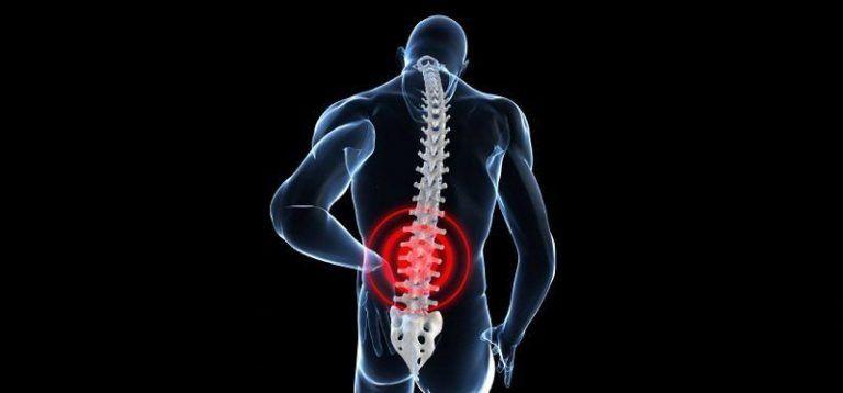 Сильно болит позвоночник при резких движениях