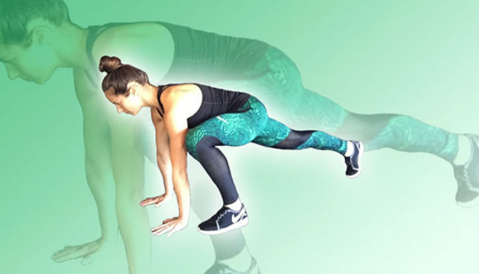 Упражнение бурпи: польза для похудения для мужчин и женщин