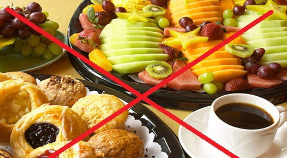 что нельзя есть на завтрак фото можете